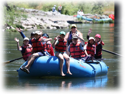 Rogue River Rafting Trips